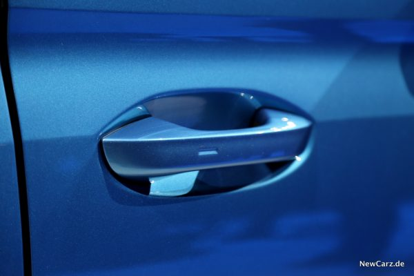 Volkswagen Caddy 5 Keyless