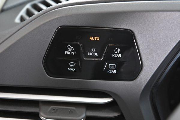 Volkswagen Caddy 5 Lichtsteuerung
