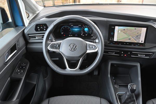 Volkswagen Caddy 5 Innenraum