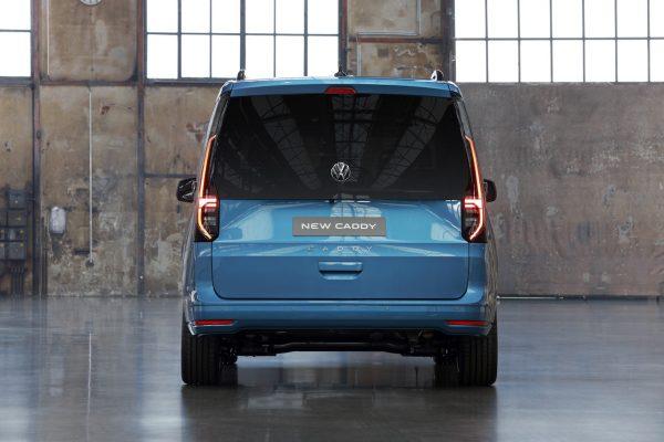 Volkswagen Caddy 5 Heck