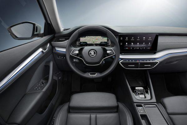 Skoda Octavia 2020 Limousine Innenraum