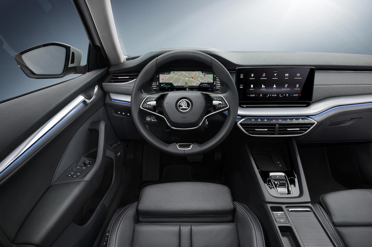 Skoda Octavia 2020 - Die Limousine geht an den Start
