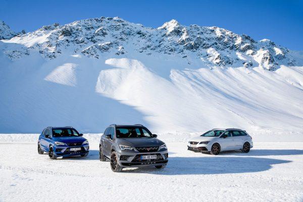 Cupra Snow Experience 2020