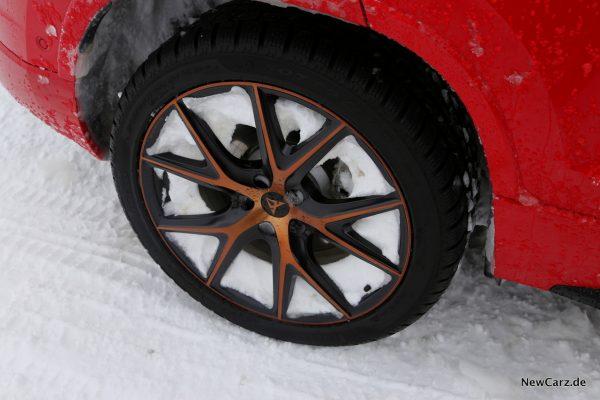 Cupra Ateca Limited Edition Schnee