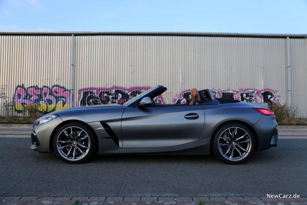 BMW Z4 M40i offen