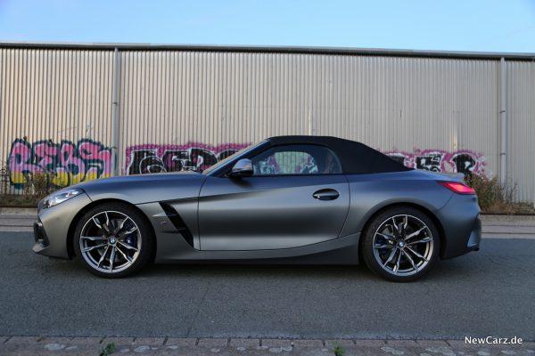 BMW Z4 M40i geschlossen