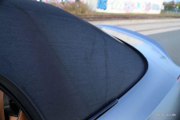 BMW Z4 M40i Verdeck