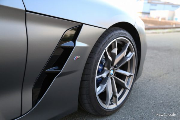 BMW Z4 M40i Kiemen