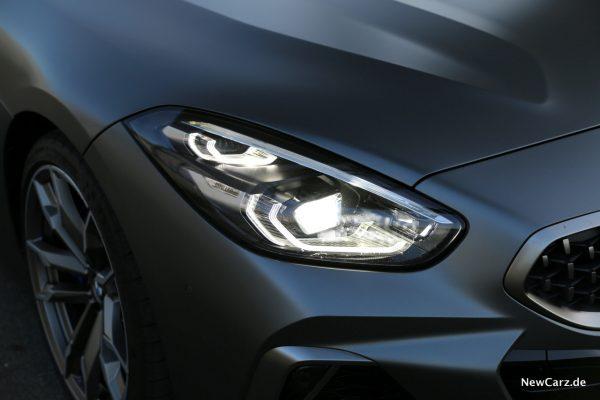 BMW Z4 M40i Scheinwerfer LED