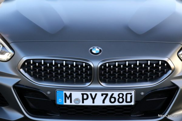 BMW Z4 M40i Kühlergrill