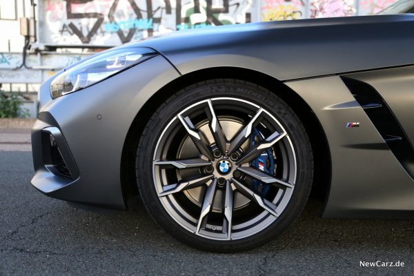 BMW Z4 M40i Bremsen