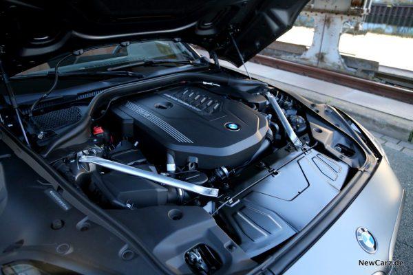 BMW Z4 M40i Motor