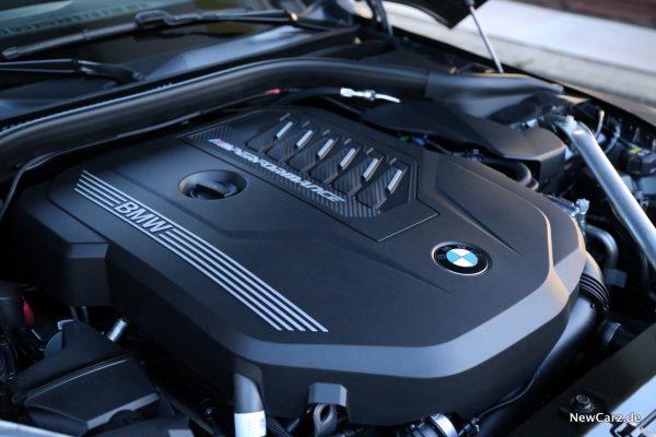BMW Z4 M40i Reihensechszylinder