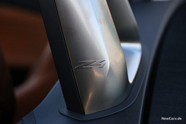 BMW Z4 M40i Überrollbügel