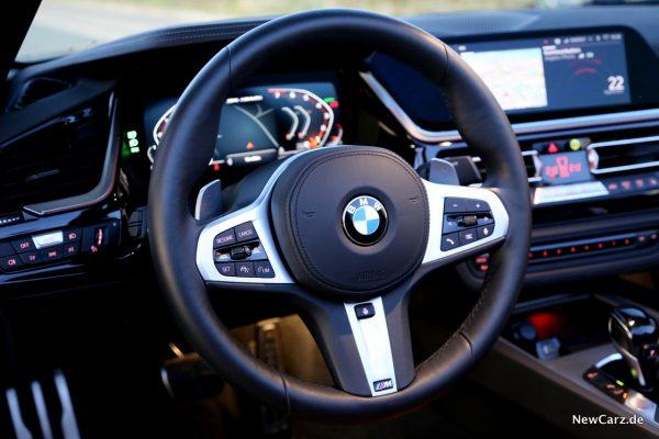 BMW Z4 M40i Lenkrad
