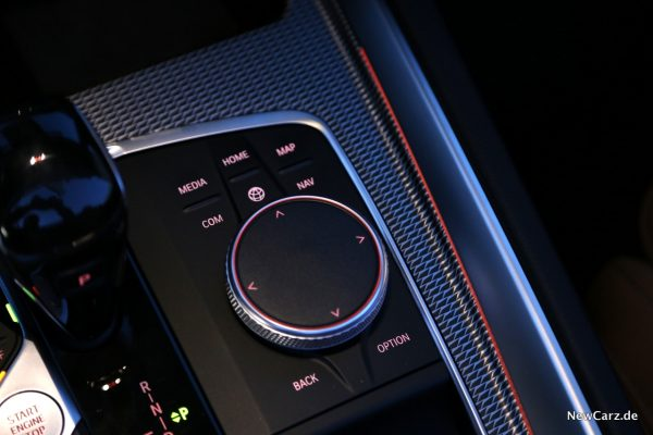 BMW Z4 iDrive Controller