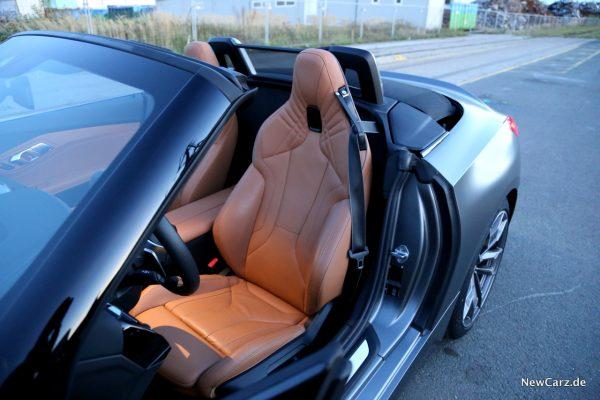 BMW Z4 M40i Sitz