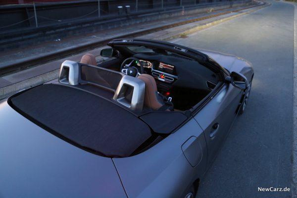 BMW Z4 M40i Verdeck geschlossen