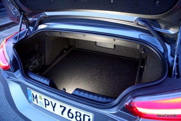 BMW Z4 Kofferraum