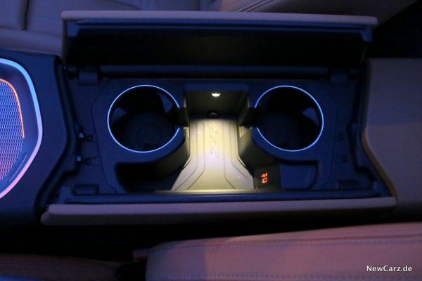 BMW Z4 Getränkehalter