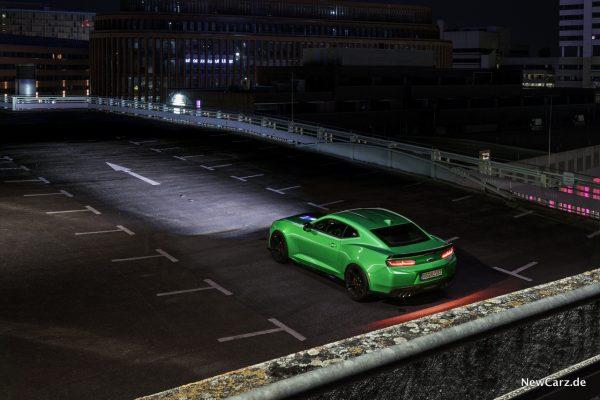 Chevrolet Camaro Track Concept urban