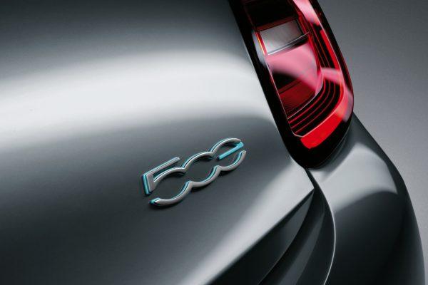 Logo Fiat 500 neu