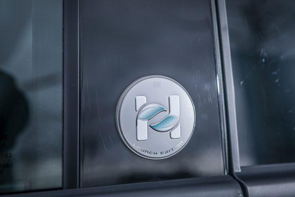 Fiat 500 H-Logo