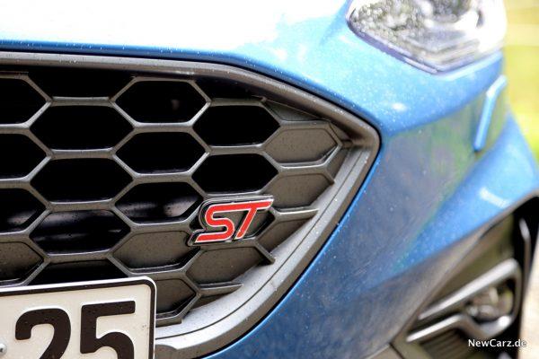 ST Emblem Kühlergrill