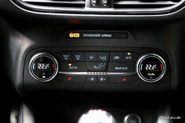 ST Klimaautomatik