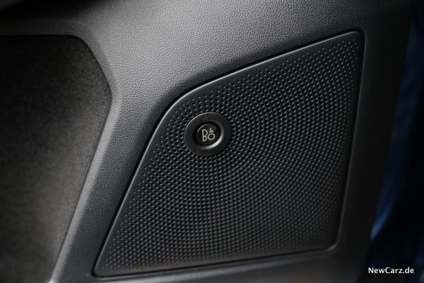 Ford Bang & Olufsen Soundsystem