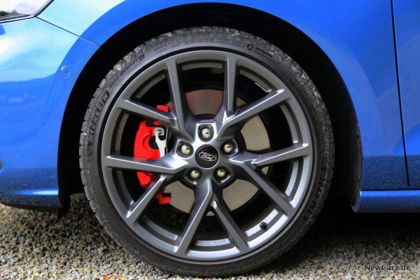 Focus ST Bremsen