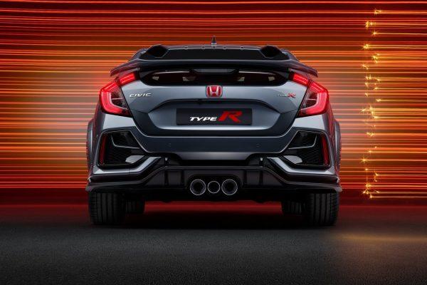 Honda Civic Type R Sport Line Heck