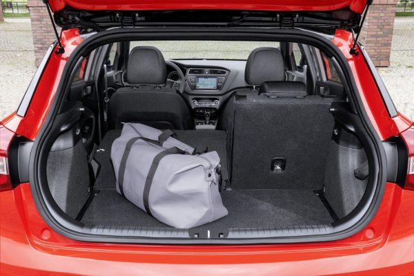 Hyundai i20 Kofferraum