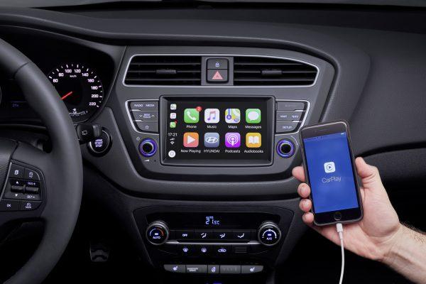 Hyundai i20 Touchscreen