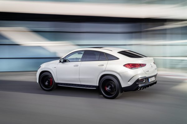 Mercedes-AMG GLE 63 Coupe Seite