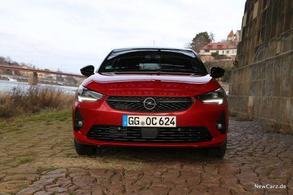 Opel Corsa GS Line Front
