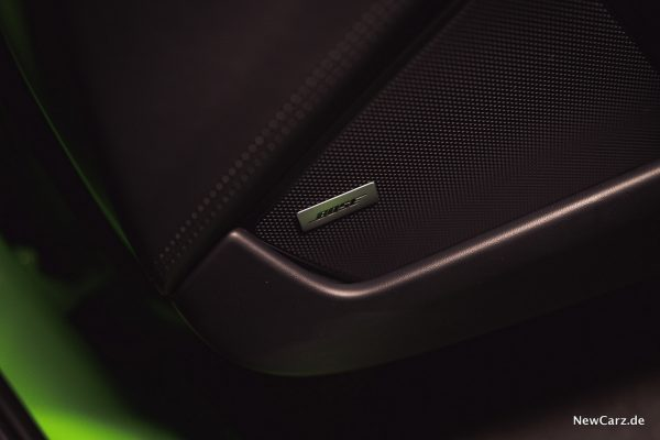 Porsche 911 Bose Soundsystem