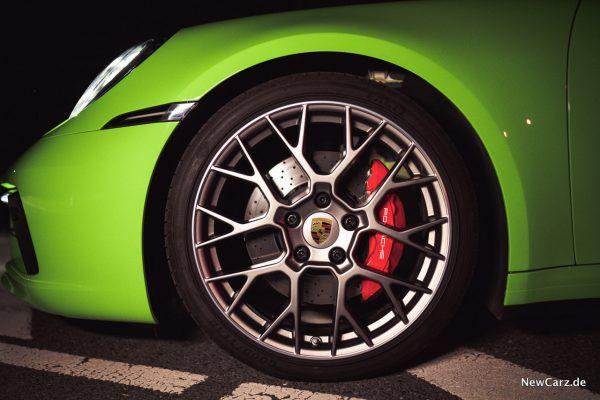 Porsche 911 Carrera 4S Bremsen