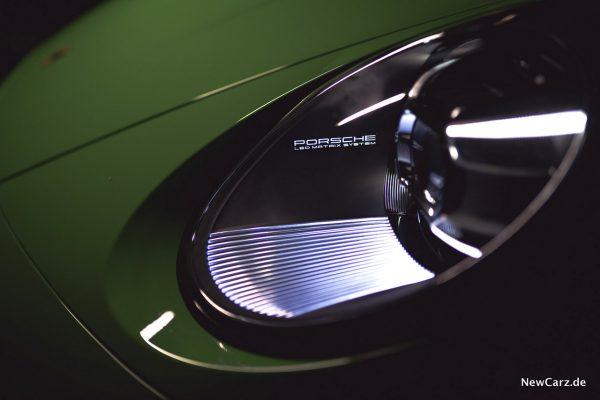 Porsche 911 LED Scheinwerfer