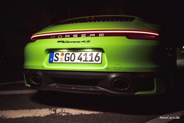 Porsche 911 Sportabgasanlage