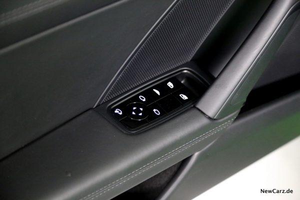 Porsche 911 elektrisch anklappbare Außenspiegel