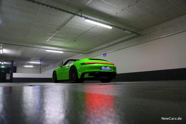 Porsche PASM Sportfahrwerk