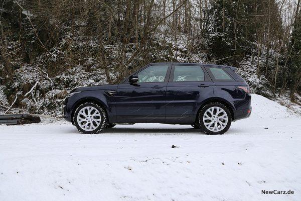 Range Rover Sport Seitenansicht