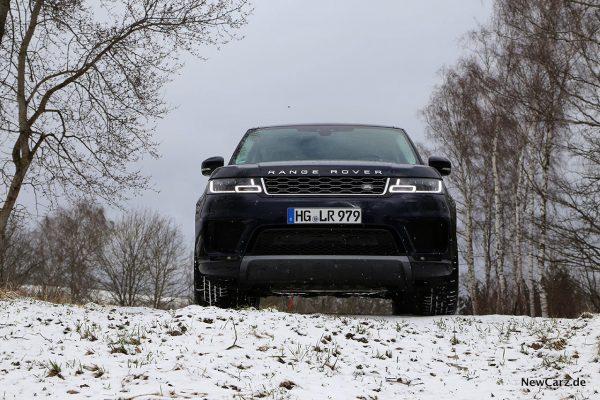 Range Rover Sport Offroad