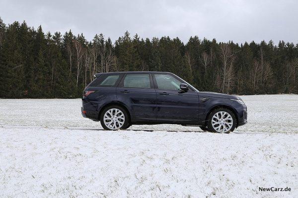 Range Rover Sport Seite