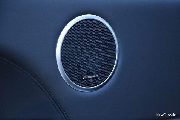 Meridian Speaker