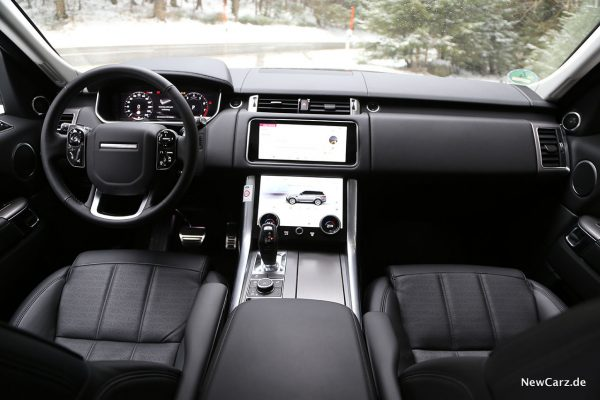 Range Rover Sport Interieur