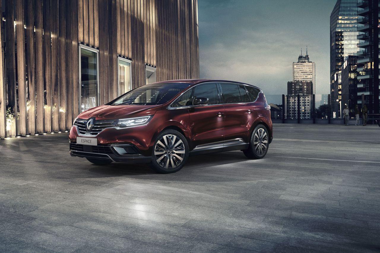 Renault Espace Modellpflege