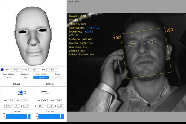 Seat Projekt Xplora Eyesight