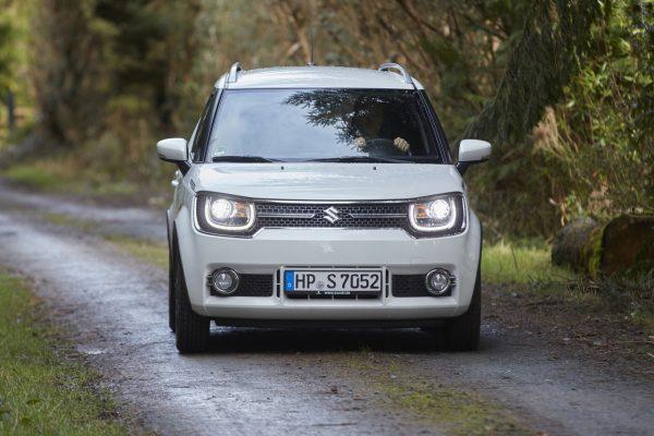 Suzuki Ignis Facelift Front